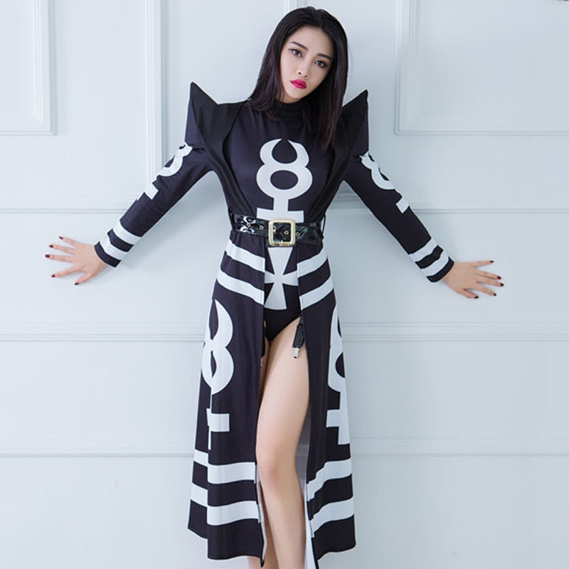 New Age Witchcraft Costume