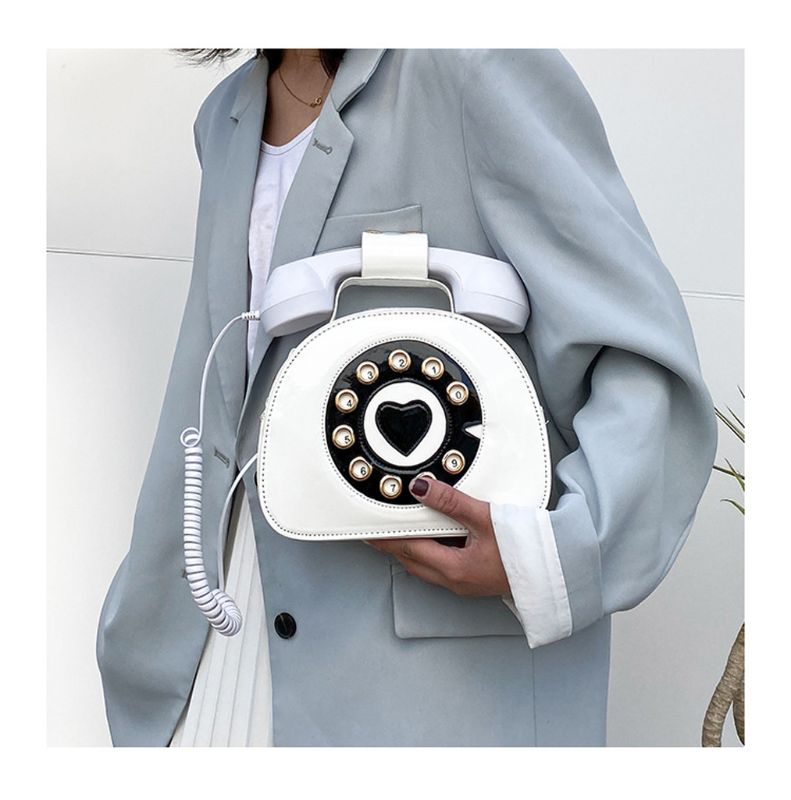 Call-me-baby USB Phone Purse