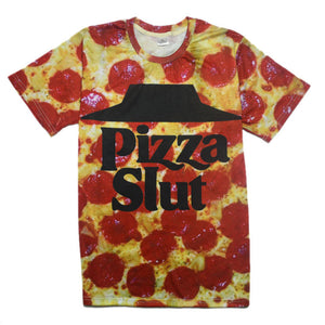 Pizza Sloot All Over T-Shirt