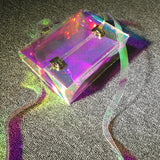 Clear Hologram Purse