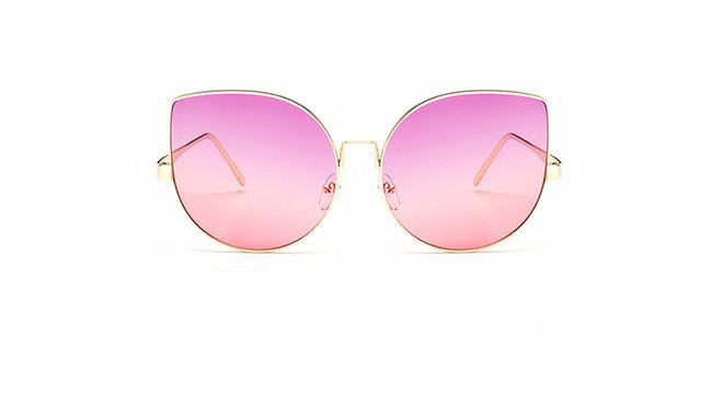Big Fat Cat Eye Sunglasses