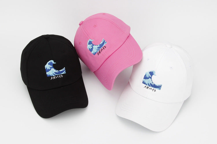 Big Wave Dad Cap