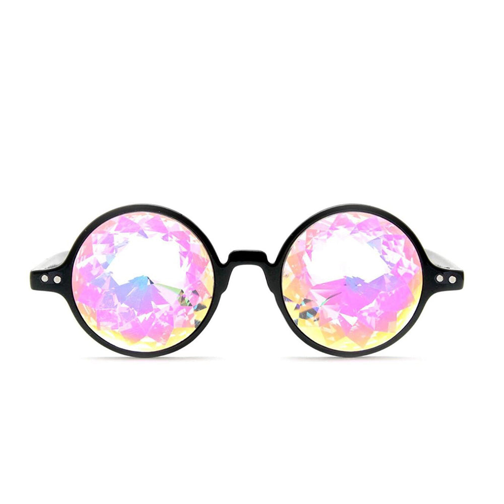 Trip Out Kaleidoscope Sunglasses