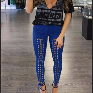 Lace me up Leggings