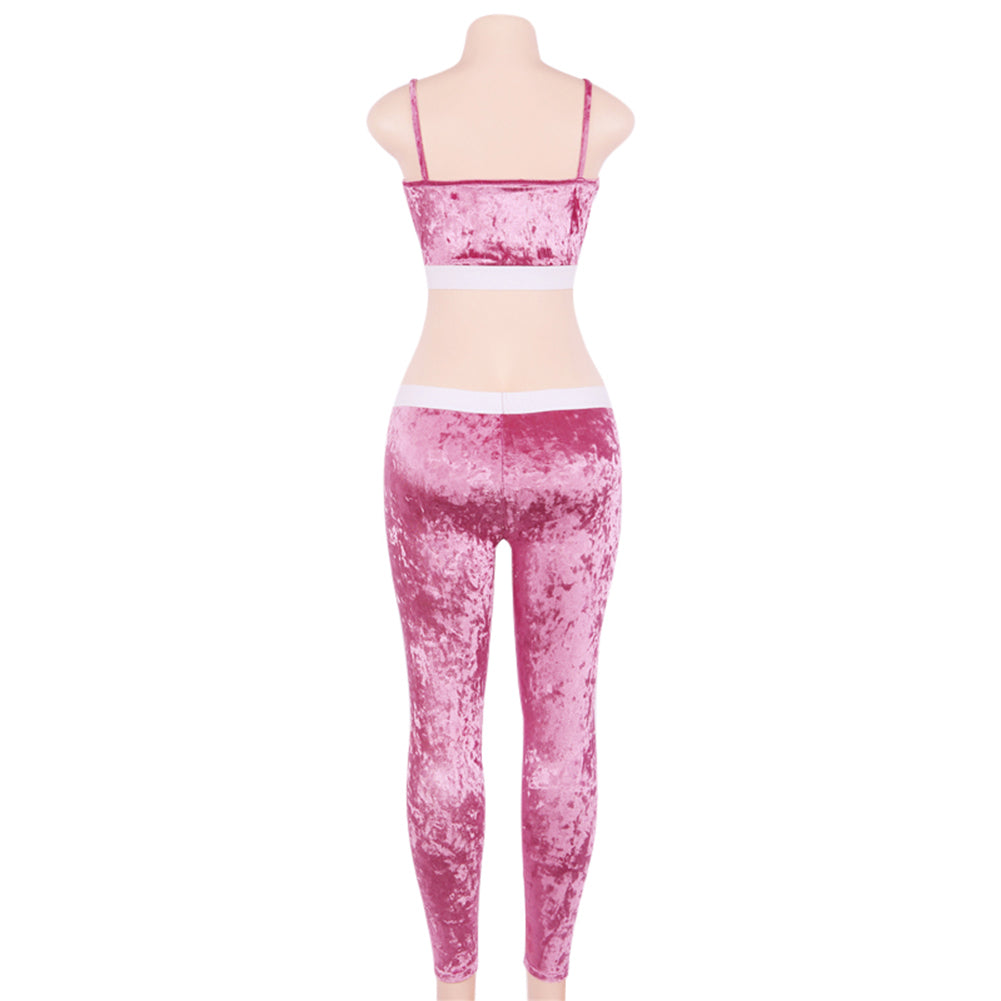 Velvet Rabbit Pants Set