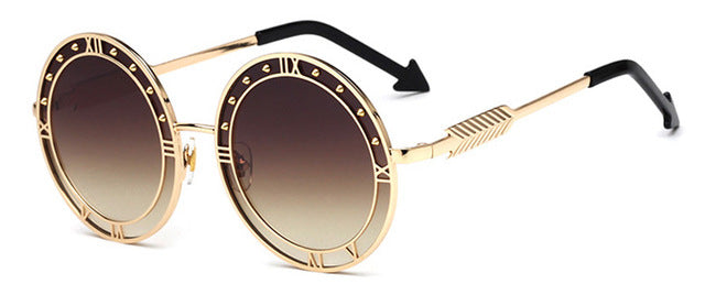 Timeless Round Sunglasses