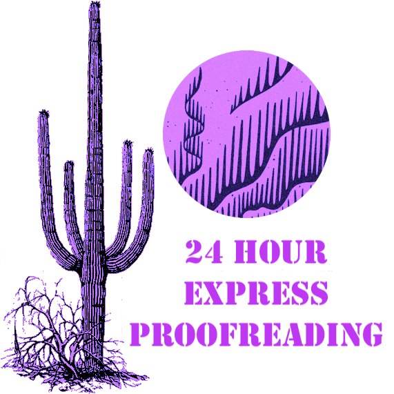 24 Hour Express Proofreading