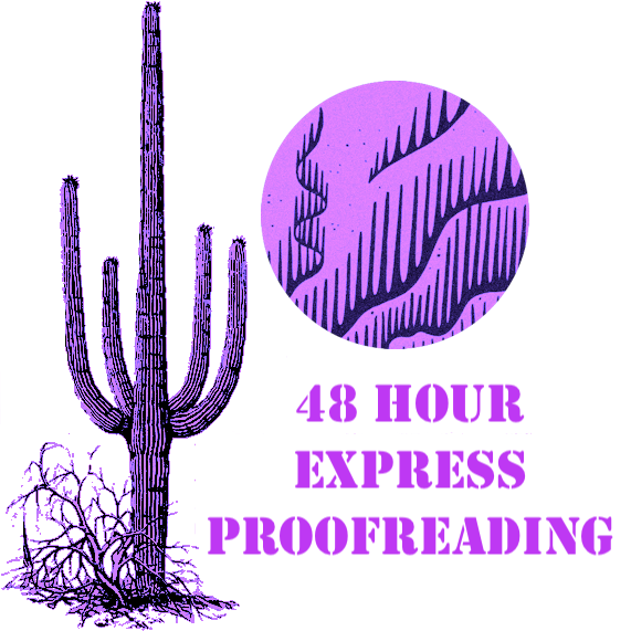 48 Hour Express Proofreading