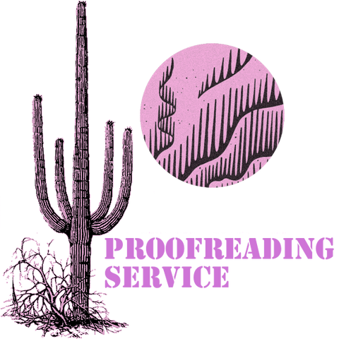 Proofreading Service (1 wk.)