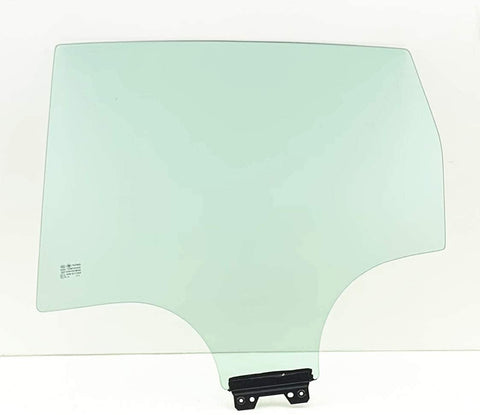 NAGD Compatible with 2013-2018 Ford C-MAX Driver Left Side Rear Door Window Door Glass