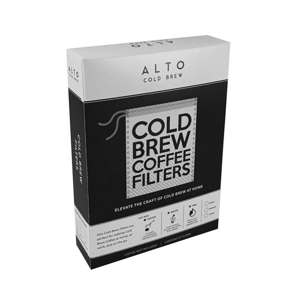 Small Cold Brew Filter 35 Pack