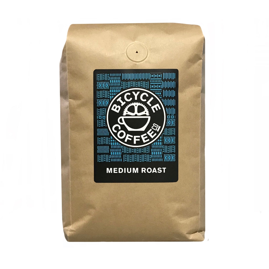 2.5 lb Medium Roast Coffee