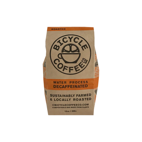 12 oz Water Process Decaf Coffee