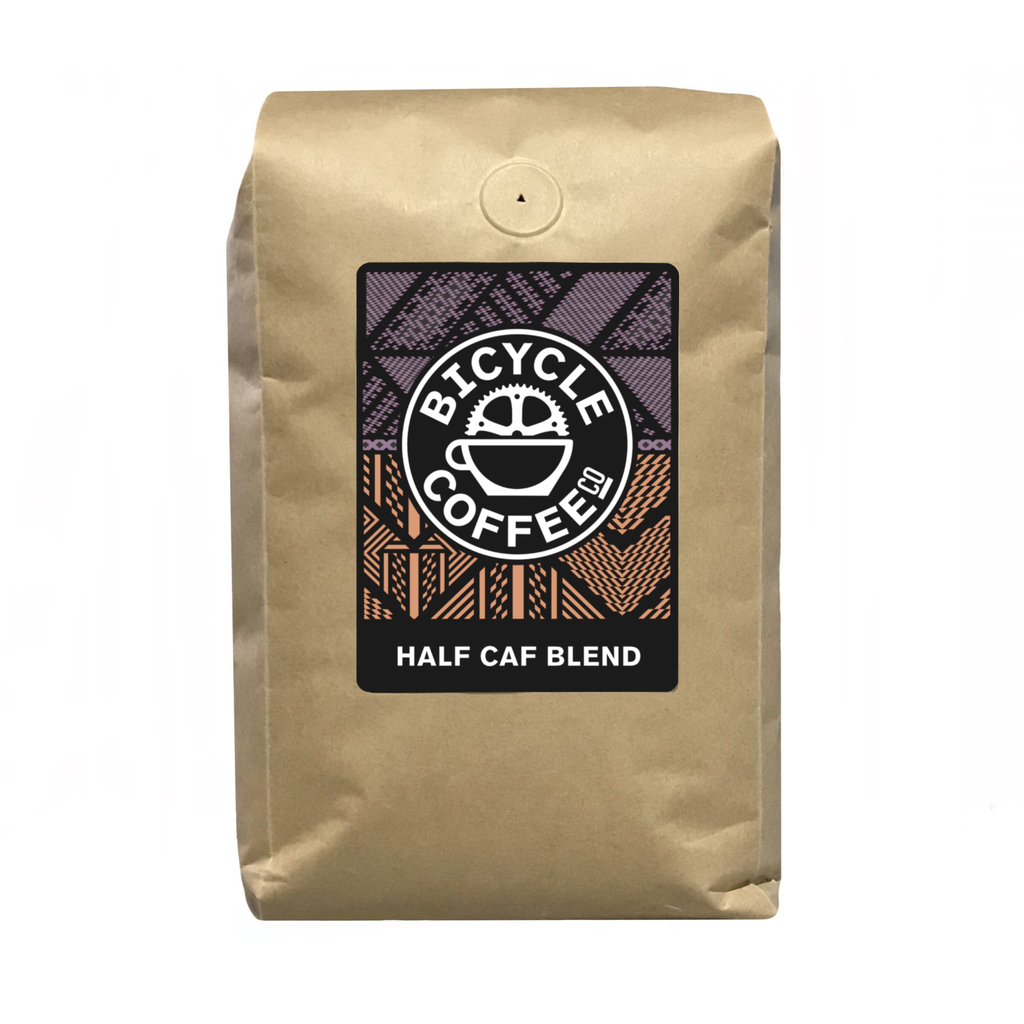 2.5 lb Water Process Half Caf Blend Coffee