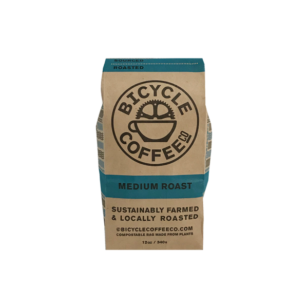 12 oz Medium Roast Coffee