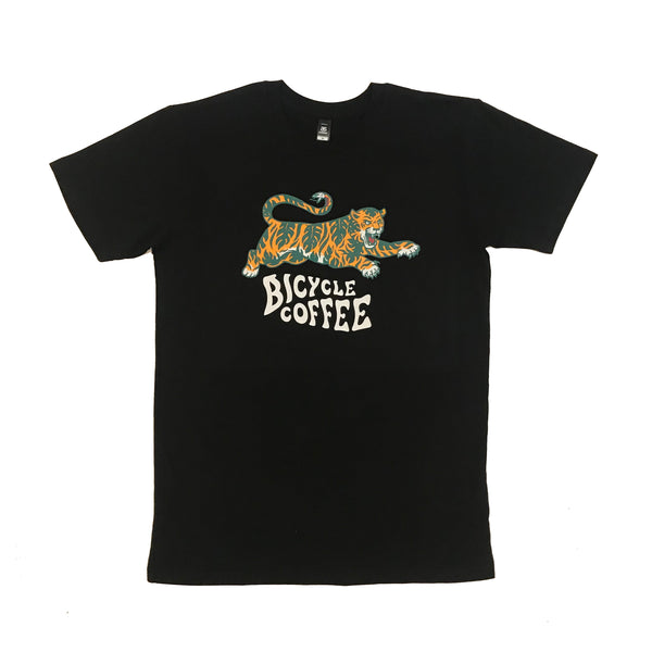 Monstera Tiger T Shirt