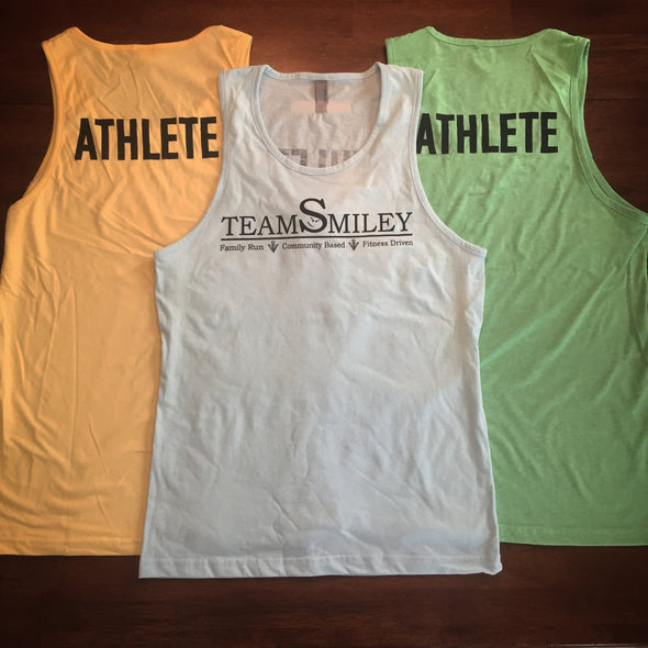 """Athlete"" Tank Top (3 Color Options)"
