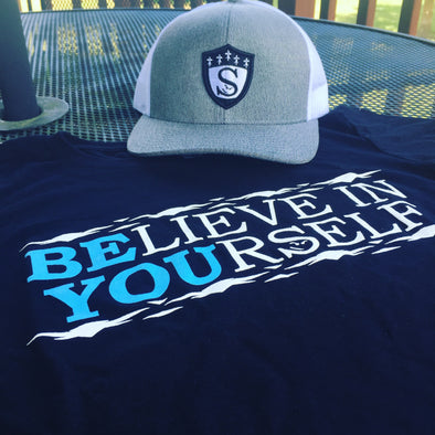 """BE YOU"" T-Shirt (2 Color Options)"