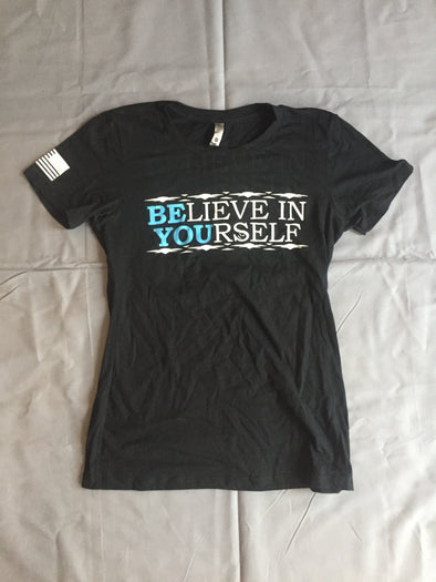"""Be You"" Women's T-Shirt (2 Color Options)"