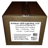 Lights - Contractor 10-Pack - Valley Collection SE5301 in Black, Bronze or Silver