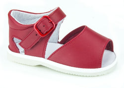 Casual Sandals Red unisex  for Boys and Girls
