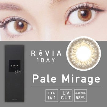 ReVIA 1-DAY Pale Mirage