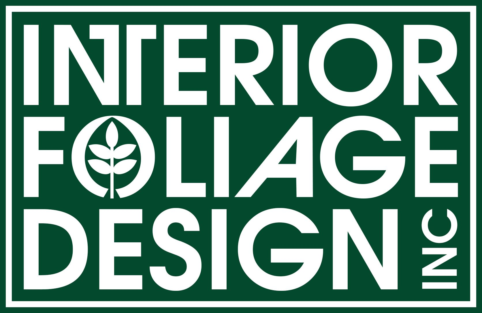 Interior Foliage Design