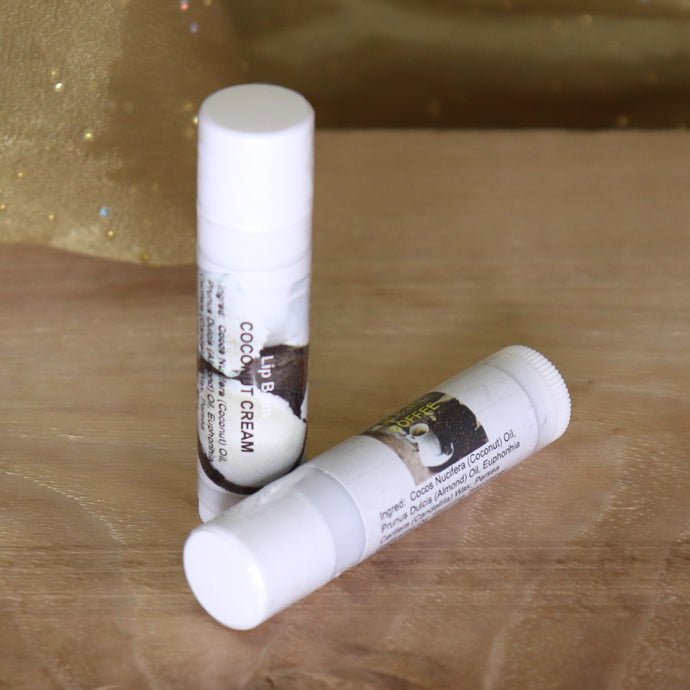 Lip Balm ~ Coconut Cream