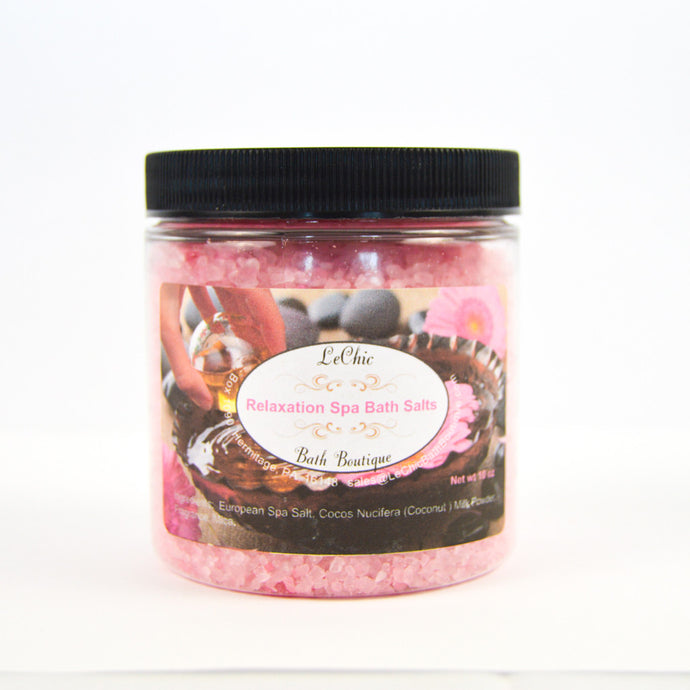 Relaxation Spa Bath Salts