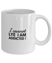 Soaper mug funny coffee cup gift for soap maker lye addicted