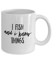 Funny mug for fisherman gift for husband son friend wife