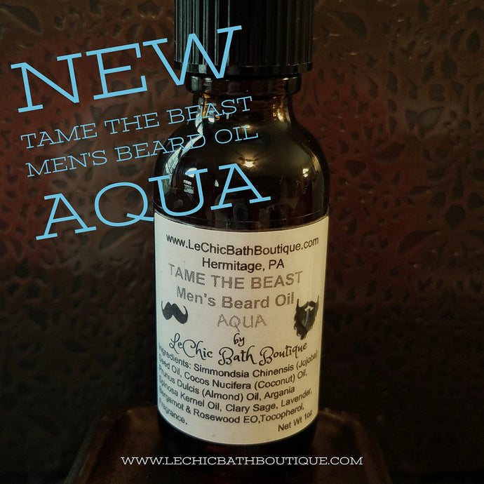 TAME THE BEAST Beard Oil