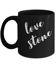 Funny CRYSTAL LOVERs mug coffee cup love stone gem coffee mug inspirational motivational gift for stone collector