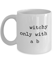halloween funny mug witch coffee cup party favor gift for halloween lover