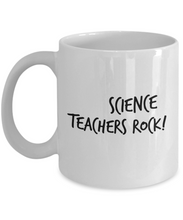 science teacher gift funny mug coffee cup gift for