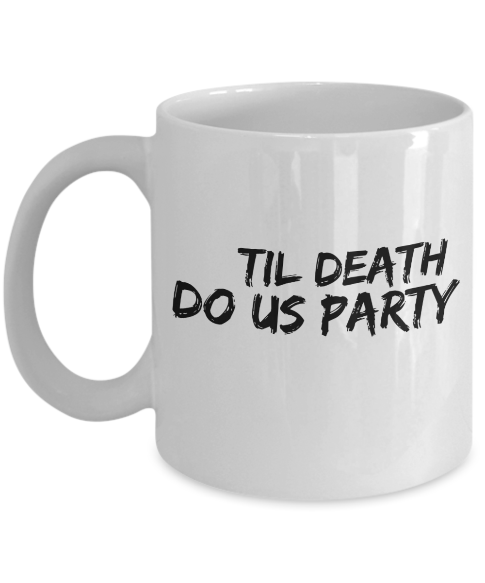 Funny Mug Halloween coffee cup gift for friend party