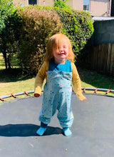 Kids Dungarees Sewing Pattern - Free UK Shipping!