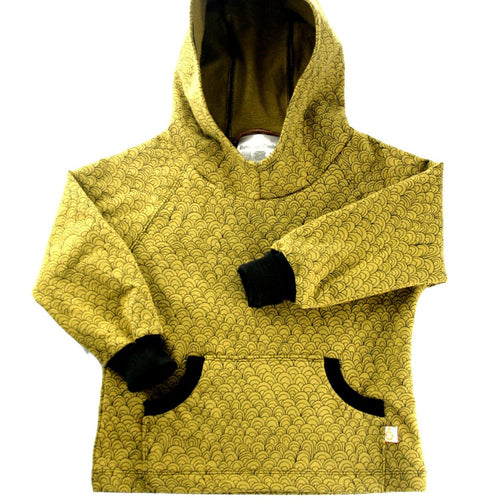 Hoodie for Babies, Kids & Adults  - Organic Handmade Hooded Sweatshirt - Baboosh Designs