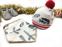 Baby Christmas Set in Cream - Baboosh Designs
