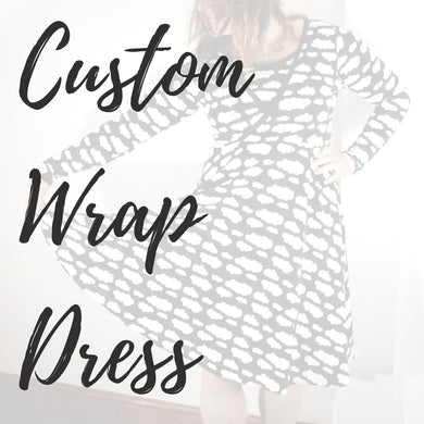 Custom BF Skater Dress - Baboosh Designs