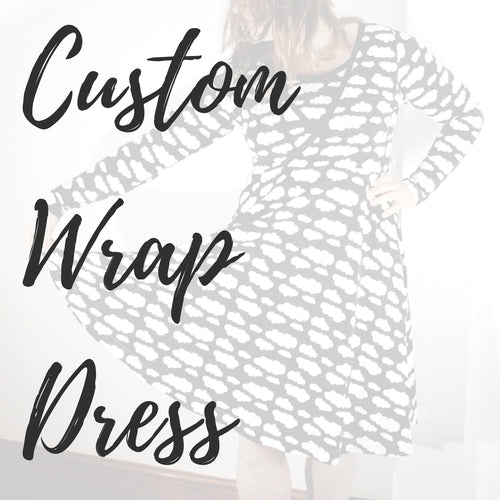 Custom Skater Dress - Baboosh Designs