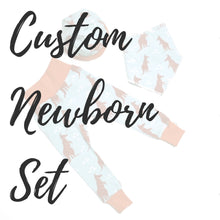 Custom Newborn Set - Baboosh Designs