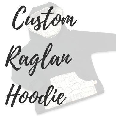 Custom Hoodie for Babies & Kids - Baboosh Designs