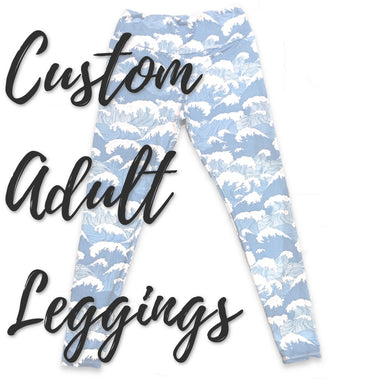 Custom Adult Leggings