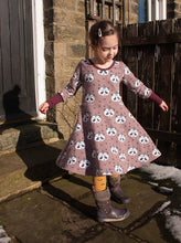 PDF Skater Dress pattern - 6-9M to 10-11Y - Baboosh Designs