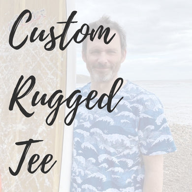 Custom Rugged Tee - Mens T-shirt