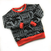 Kids/Adults Sweatshirt Pattern - Free UK Shipping! - Baboosh Designs