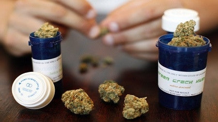 Marijuana Derivative Reduces Seizures in People with Treatment-Resistant Epilepsy