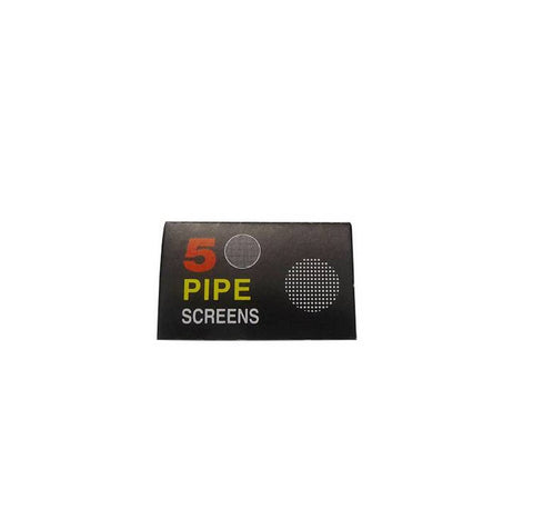Pipe Screens Stainless Steel Screens 5 Pack