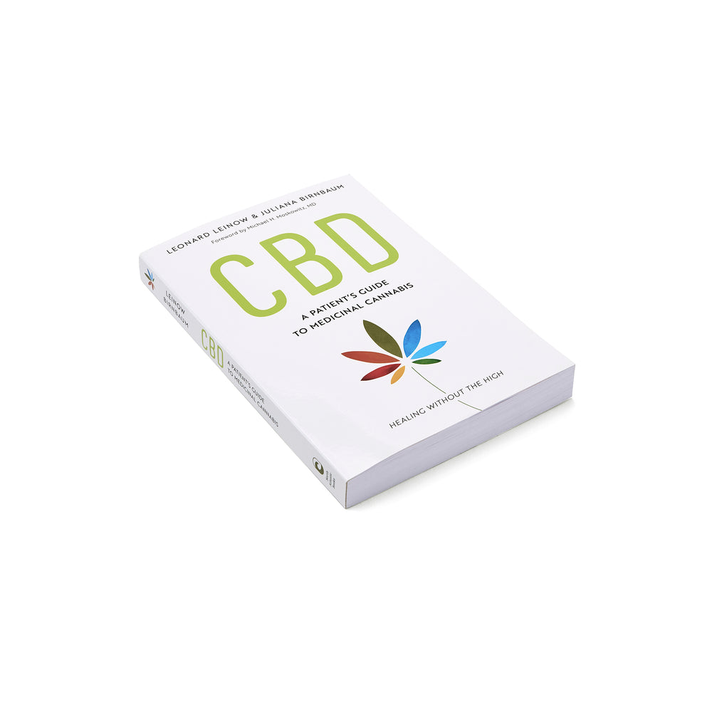 Book CBD: A Patient's Guide to Medicinal Cannabis